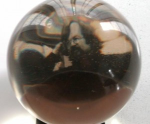 Terry O'Shea in the Crystal Ball